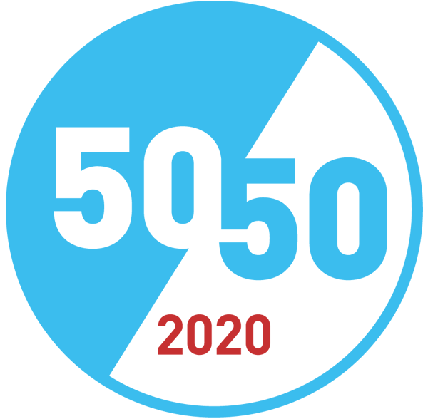 5050by2020 Pledge Wall